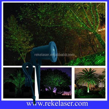 Easy installation and low voltage green stationary starry elf light christmas light outdoor with CE,RoHS, FCC approvals
