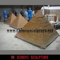 egyptian pyramid statue