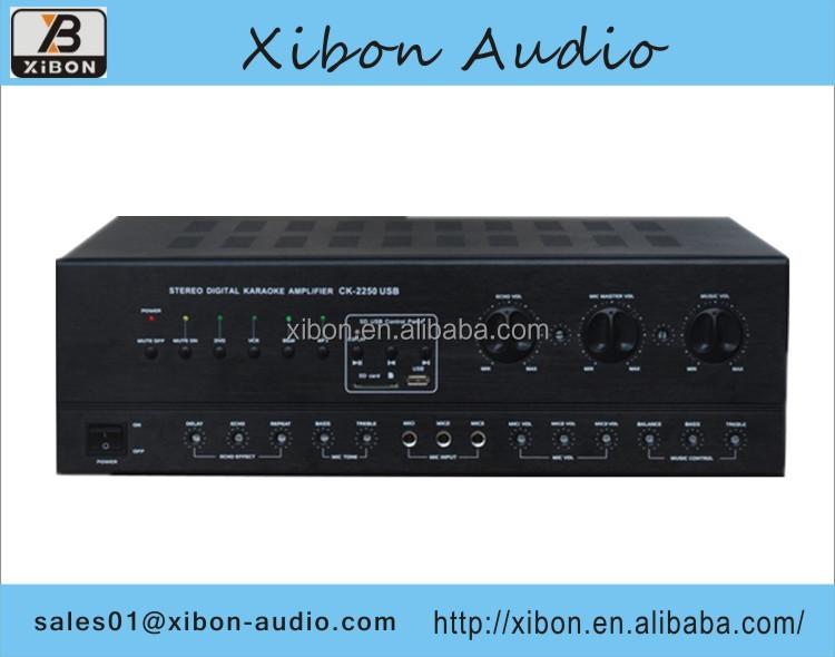 Karaoke Amplifier Singapore Amplifier For Karaoke Dtech