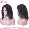 Glueless Full Lace Curly Short Wigs For Black Women