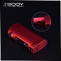 S-body mini Torch mod DNA 40 long lasting e cig battery LG18650 rechargeable battery