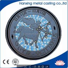 Cast Manhole Covers