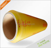 300mm*350m household single pvc cling film stretch film for food wrap