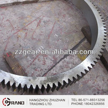 Good Price of Forged Large Alloy Steel Casting Transmission Metal Gear Wheel