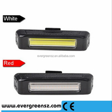 High Qualiy USB Rechargeable Waterproof LED Cycling Bike Bicycle Rear Safety Light