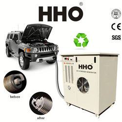 HHO3000 Car carbon cleaning used classic car