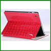 New Arrival Fashion crocodile shockproof PU leather case for ipad air