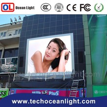 new technology led xxx videos display with front access cabinet