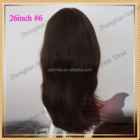 Hot selling good feedback No shedding no tangle 100% human hair European hair jewish wig kosher wig