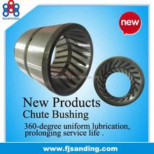 new design stainless steel excavator bucket bush