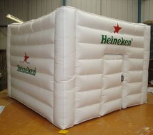 2012 White inflatable tent/inflatable cube building