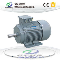 Y2 100% copper wire 100% output power 2.2 kw three phase induction motor