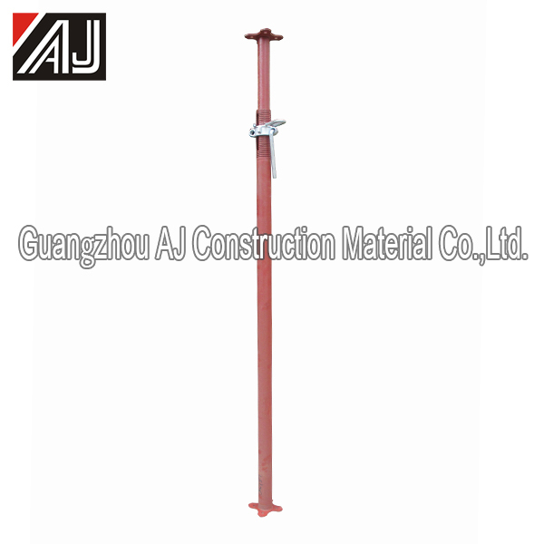 Adjustable Telescopic Prop : Guangzhou telescopic metal shoring prop scaffolding props