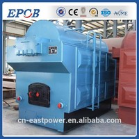 multi fuel rice husk and wood fired biomass boiler/steam boiler for sale