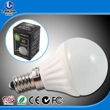 dimmable led ceiling light bulb lamp E14 E27 candle ceiling down light 3W driverless