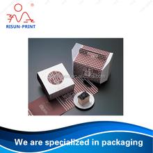 Black forest cake box / paper cake box / designed paper cake box