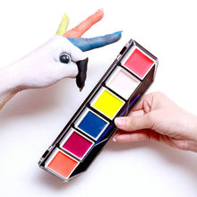 2015 hot selling high quality good coverage water based paintings supplies