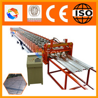 Security high quality floor deck panels forming machine