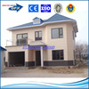 large span 9-36 meters steel frame villa and steel structure villa for constuction