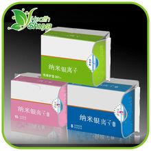8 layers functional feminine hygiene anion menstrual pad for ladies
