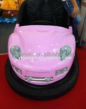2015 funny battery bumper cars game machine