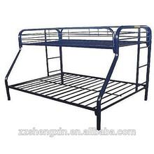 Bedroom Furniture Double Deck Bed Metal Bunk Beds