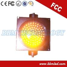 amber traffic light flasher 300mm