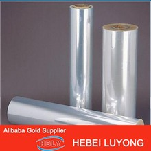clear PET Lamination Co Extrusion Membrane Film