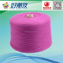 Colored cashmere