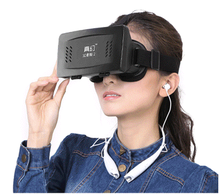 Wholesale Original Best-selling Portable HD 3D Virtual Reality Glasses And VR Headset For Watching 3D Movies By Mobile Phone