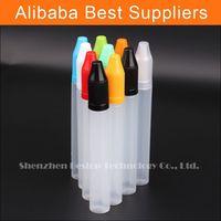 wholesale plastic bottle 15ml e liquid and seal drips for e. juice