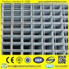 2x2 galvanized welded wire mesh fence panel ,steel wire fence