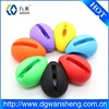 Promotional Useful portable egg portable speaker/silicone speaker for iphone/silicone phone speaker