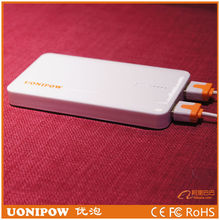 Wholesale 7000mah power tech plus battery charger mobile power bank Batteries Of LG18650 Double USB Port