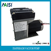 Single stage small silent vacuum pump 12v dc compressor pump
