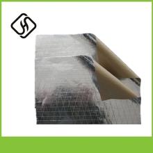Épreuve du feu en termes de mètre carré de dossier tendons feuille d'aluminium SM-FSK