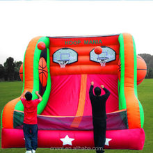 inflatable basketball games for kids
