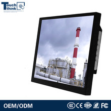 15 inch rugged monitor touch screen high qualiy