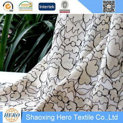 Years of experience in stock 100%polyester bonding latest cord lace 2015