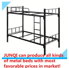 Industrial metal bunk beds which hot sale (JQB-010)