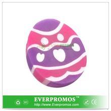 Novelty Design Easter Egg Eraser For Fun
