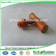 yellow rubber joint