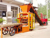 small cement block making machine/ concrete blocks making business plan