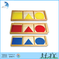 Hot sales math toys handmade wooden toys montessori material