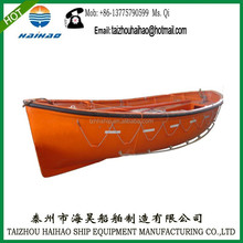 6.0m totally enclosed free-fall lifeboat for 20 person