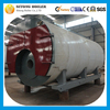 Henan province leading manufacturer supply gas-fired heating boilers with gas burner