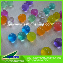 indoor planting water soil aqua gel water ball guangdong supplier