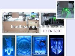 Economic Larger Size Diode 3D Laser Inside Glass Engraving Machine