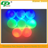 Tracer golf ball LED glowing golf ball with custom logo,practice/funny golf ball
