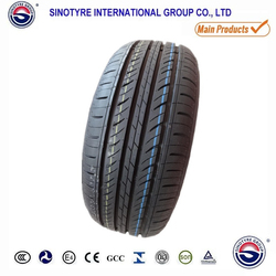 New car tyre from china, high performance on wet road, supplying comfort and slience ride, with DOT/ECE/GCC